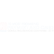 10 Most Promising Payment and Card Consulting_Services Companies 2019 Logo_White_square