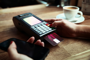 credit card chip reader terminal