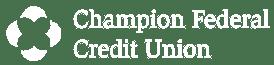 Champion FCU Logo_White