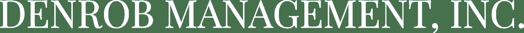 Denrob Management, Inc. Logo