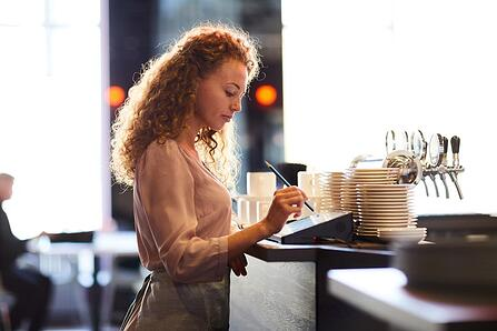 POS System for Restaurants | Total Touch