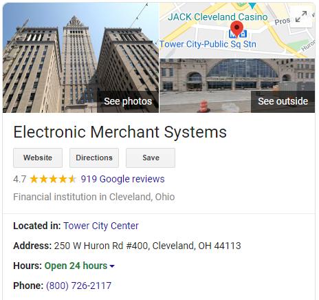 EMS Google My Business
