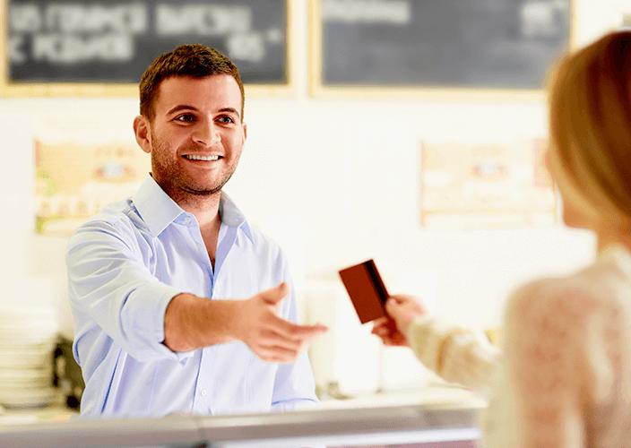 Credit & Debit Card Processing