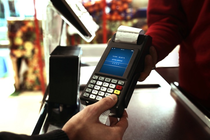 Electronic Payment Machine