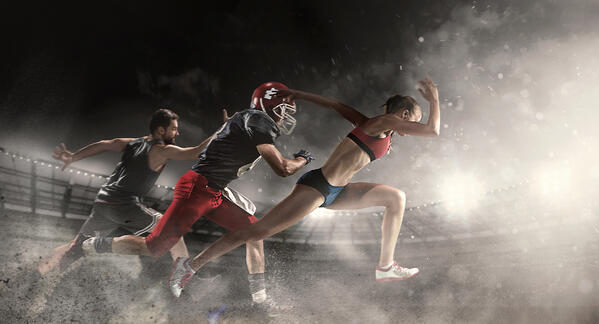 Professional Sports Arena Payment Processing