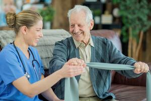 at-home health payment acceptance