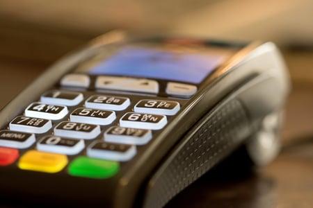 Secure Credit Card Reader | EMS