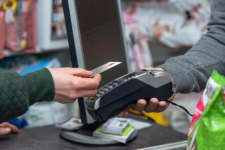 Retail Credit Card Processing & Merchant Accounts