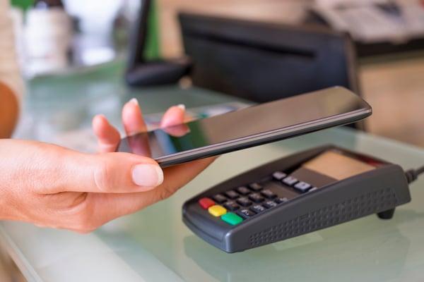 Smart phone payment service in San Antonio