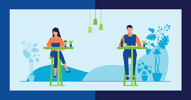 How to Create and Encourage Social Distance in Your Restaurant
