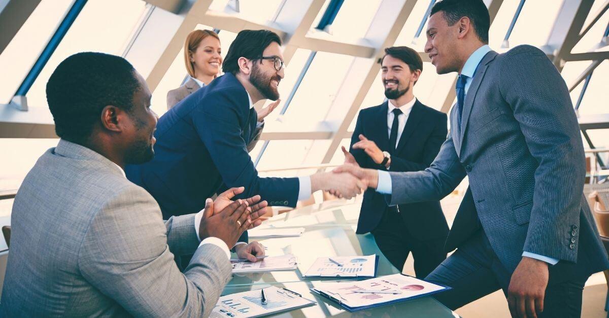lewiston-ny-iso-agents-celebrating-a-big-merchant-deal