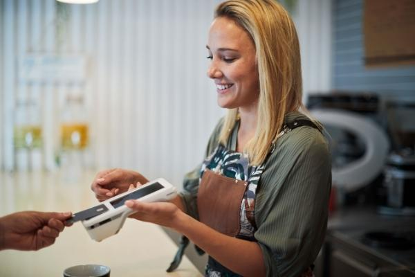a-local-franklin-business-accepting-NFC-payment