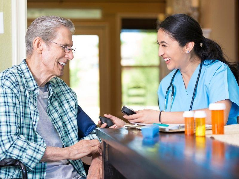 At Home Health Care Credit Card Processing