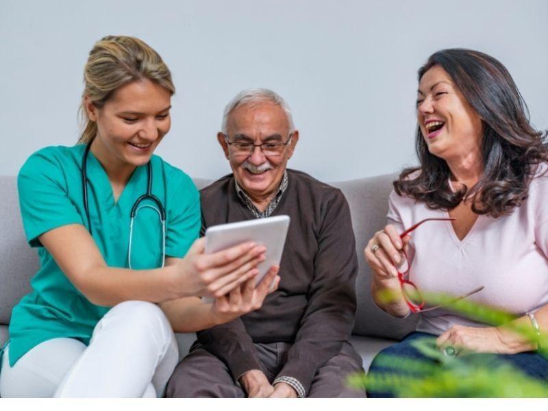 Home Health Care Merchant Services
