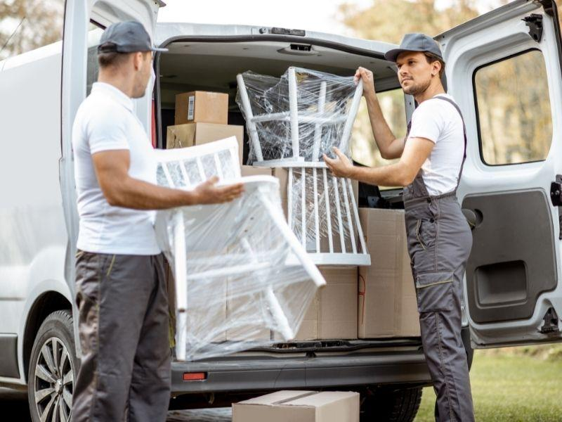Moving Company Credit Card Processing