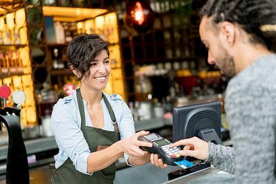 Full POS system or Credit Card Machine