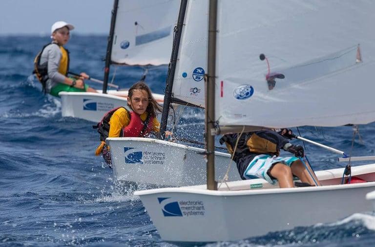 EMS Presents International Optimist Regatta