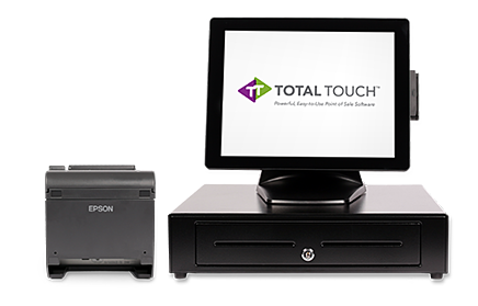 All in one POS | Total Touch