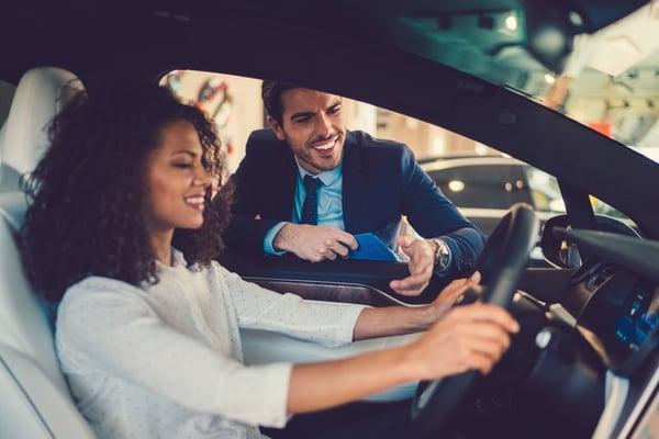 Car Dealership Payment Processing System | EMS