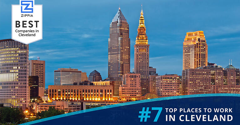 EMS Recognized as a Top 20 Workplace in Cleveland