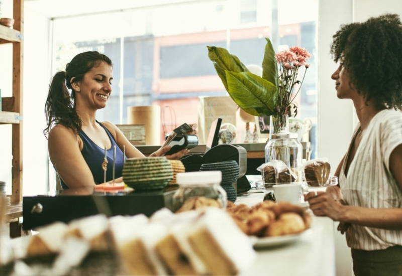 Small business in New Jersey accepting credit cards