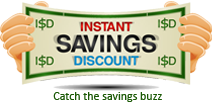 Instant Savings Discount