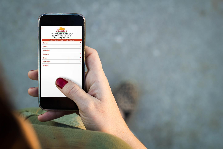 Online Ordering for Restaurants